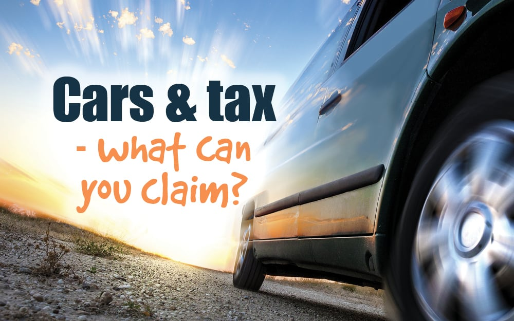 Cars and tax